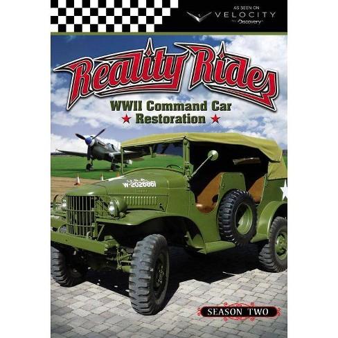 Reality Rides: Season 2 (DVD) - image 1 of 1