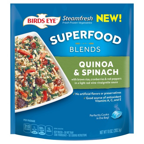 Birds Eye Frozen Quinoa & Spinach Superfood Blends - 10oz - image 1 of 1