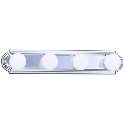 "Kichler 5017 Kichler 5017 Bath & Vanity 24"" Wide 4-Bulb Bathroom Lighting Fixture - image 1 of 4"