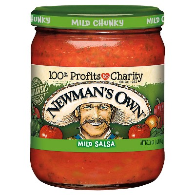 Newman's Own Salsa