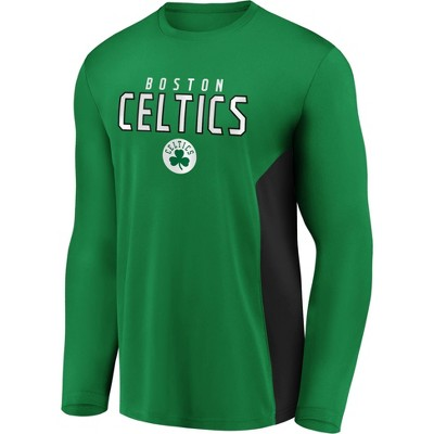 NBA Boston Celtics Men's Synthetic Long Sleeve T-Shirt