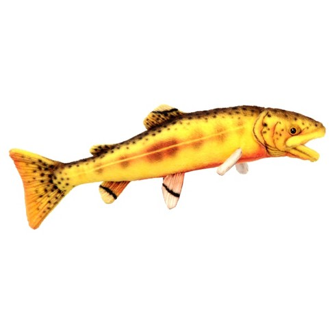 "Hansa 14"" Golden Trout - image 1 of 1"