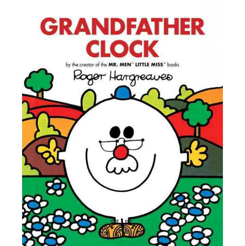 Grandfather Clock (Hardcover) (Roger Hargreaves) - image 1 of 1