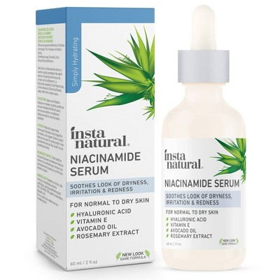 InstaNatural Niacinamide Facial Serum - 2 fl oz