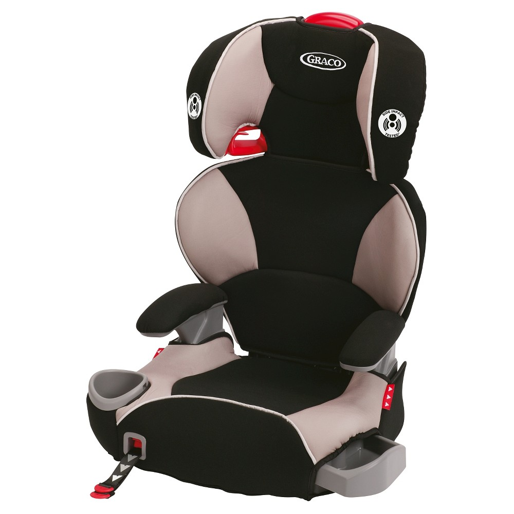 Graco Affix Youth Booster Seat with Latch System - Pierce