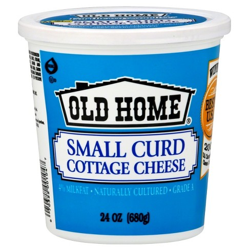 Old Home Small Curd Cottage Cheese - 24oz - image 1 of 1