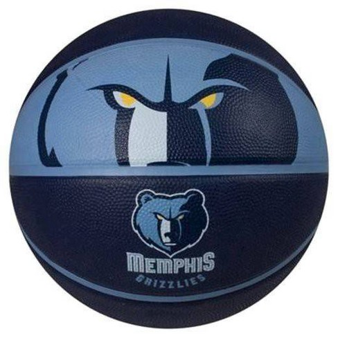 """NBA Memphis Grizzlies Spalding Official Size 29.5"""" Basketball - image 1 of 1"""
