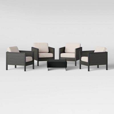 Bryant 4pc Fire Chat Set - Project 62™