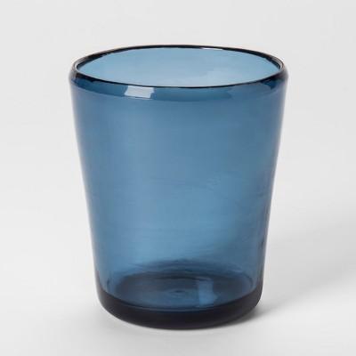 14oz Plastic Short Tumbler Blue - Threshold™