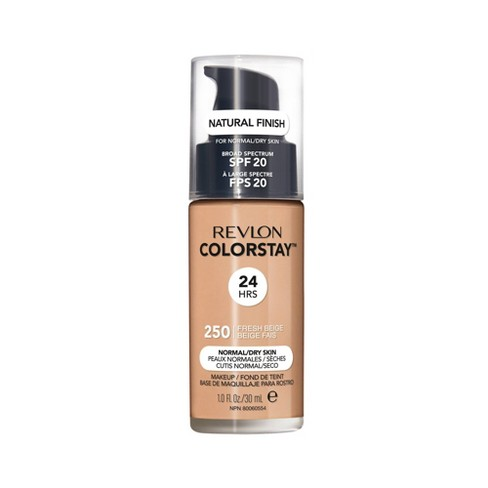 Revlon ColorStay Makeup Foundation for Normal/Dry Skin with SPF 20 Medium Shades - 1 fl oz - image 1 of 4