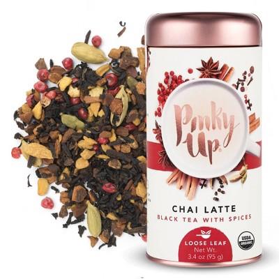 Pinky Up Chai Latte Loose Leaf Tea - 3.4oz