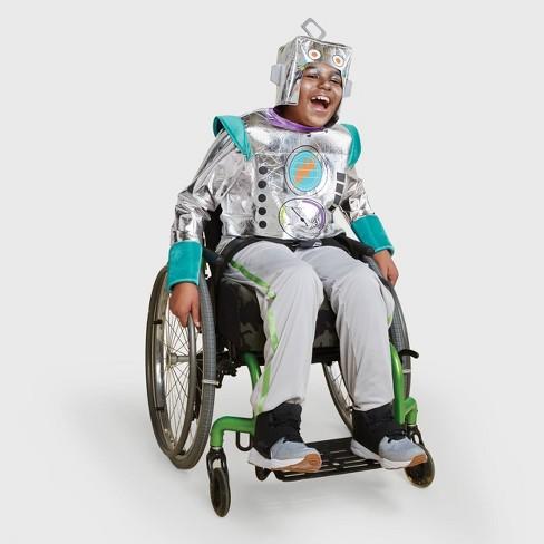 Kids' Adaptive Robot Halloween Costume - Hyde & EEK! Boutique™ - image 1 of 4