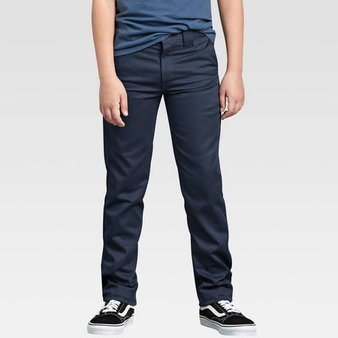 Dickies Boys' Flex Skinny Fit Straight Leg Pants - image 1 of 2