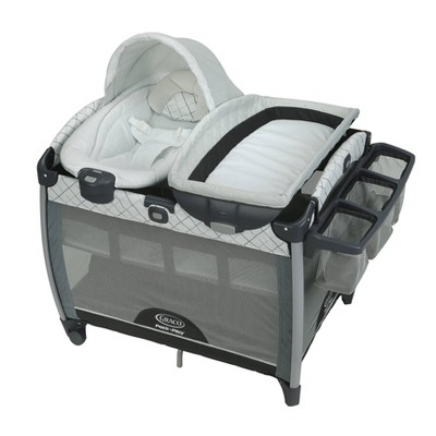Graco Pack 'n Play Quick Connect Playard with Portable Bouncer - Whitmore