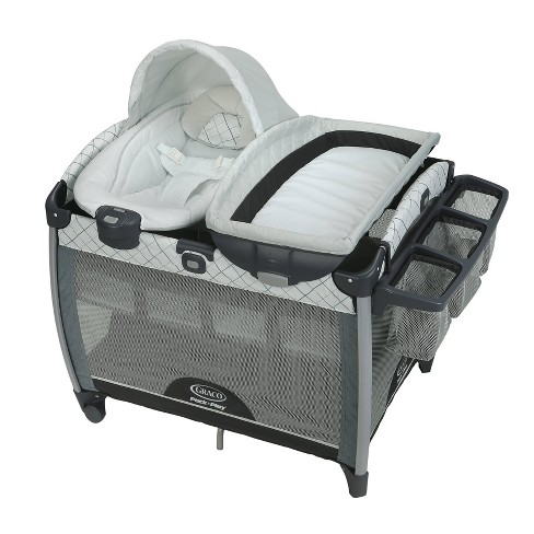 Graco Pack 'n Play Quick Connect Playard With Portable Bouncer - image 1 of 4