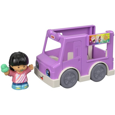 Fisher-Price Little People Share a Treat Ice Cream Truck - image 1 of 4