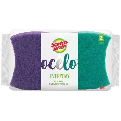 Sponges & Brushes: Ocelo No Scratch Sponges