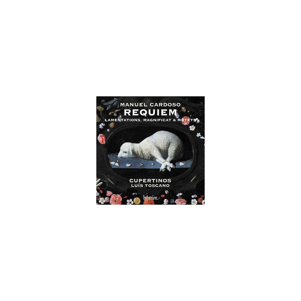 Cupertinos - Cardoso: Requiem Lamentations Magnificat (CD) Discounts