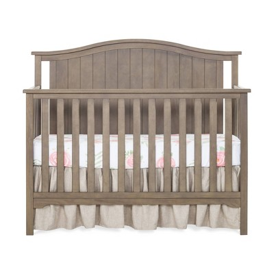 Forever Eclectic Hampton Arch Top 4-in-1 Convertible Crib