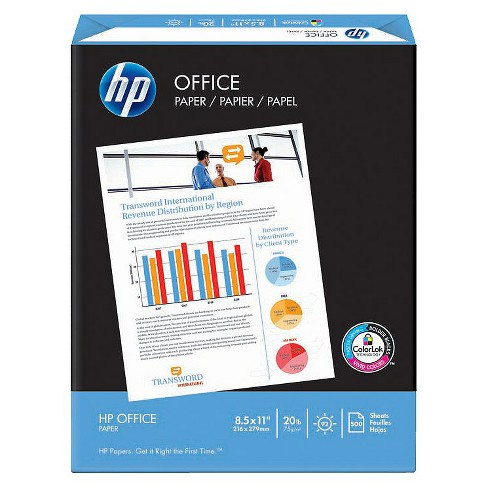 HP Office Paper 500-ct. - image 1 of 1