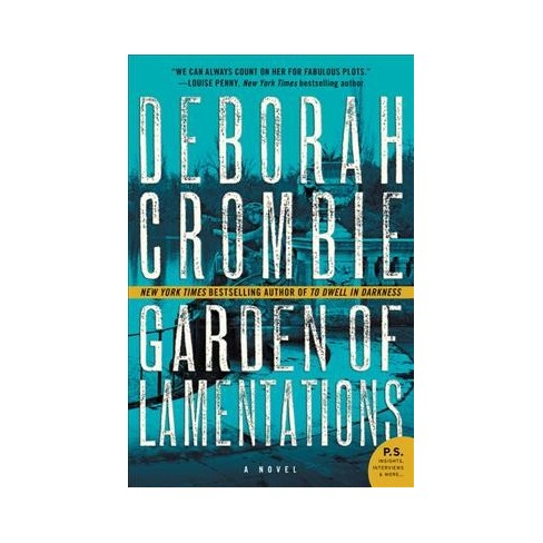Garden Of Lamentations Reprint Paperback Deborah Crombie Target