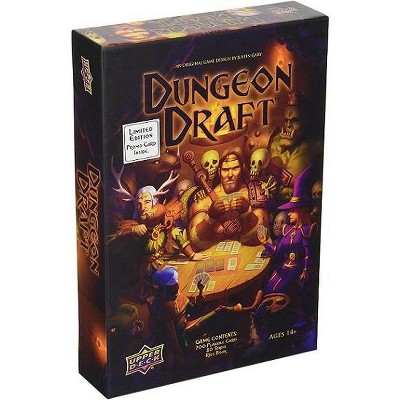 Dungeon Draft Board Game