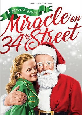 Miracle On 34th Street: 70th Anniversary (DVD)