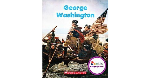 George Washington (Paperback) (Wil Mara) - image 1 of 1