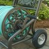 Liberty Garden 301 2 Wheel Outdoor Garden Water Hose Reel Storage Holder & Cart - image 3 of 4