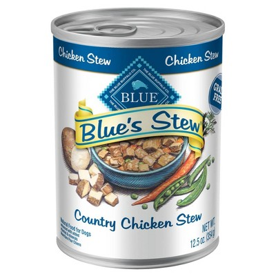 Blue Buffalo Flavored Stew Wet Dog Food - 12.5oz