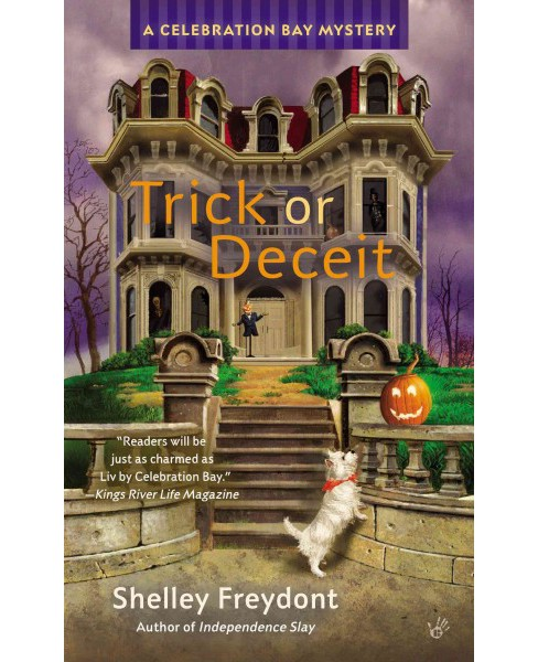 Trick or Deceit (Paperback) (Shelley Freydont) - image 1 of 1