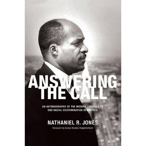 Answering the Call - by  Nathaniel R Jones (Hardcover) - image 1 of 1