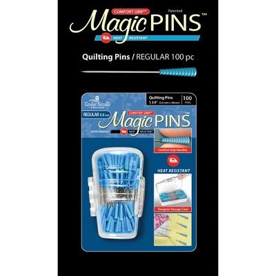 Taylor Seville Magic Pins - Quilting Regular-100/Pkg