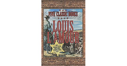 Louis L'Amour : Home in the Valley / Desert Death-Song / Glory Riders / Man from Battle Flat / Mistakes - image 1 of 1