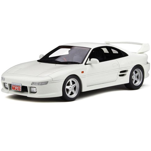 Toyota SW20 TRD 2000GT Super White Limited Edition to 1,500 pieces Worldwide 1/18 Model Car by Otto Mobile - image 1 of 4
