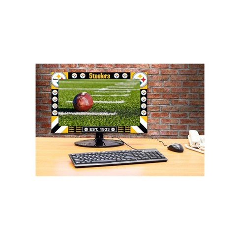 NFL Pittsburgh Steelers Monitor Frame - image 1 of 2