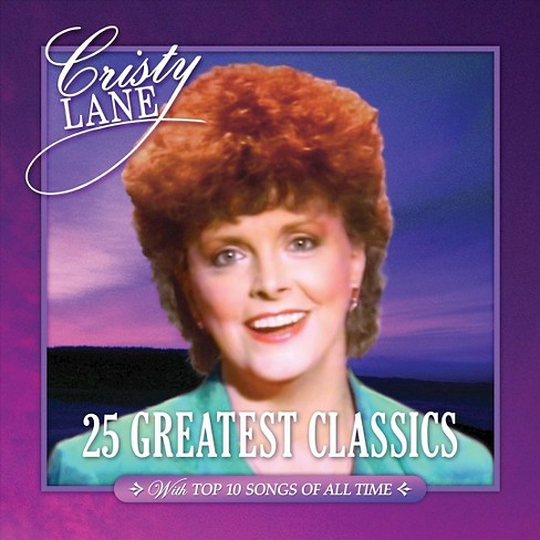 Christy lane - 25 greatest classics (CD) - image 1 of 2
