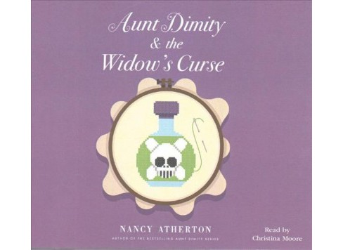 Aunt Dimity and the Widow's Curse (MP3-CD) (Nancy Atherton) - image 1 of 1