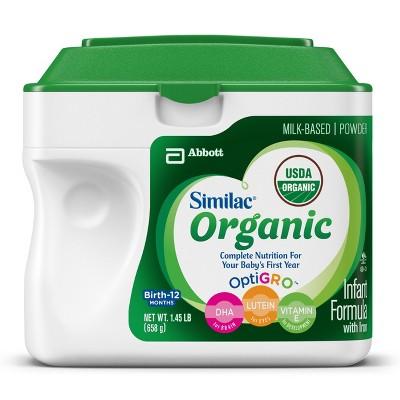 Baby Formula: Similac Advance Organic