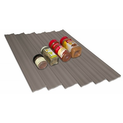 YouCopia SpiceLiner® 6 Pack In Drawer Spice Organizer - Warm Gray