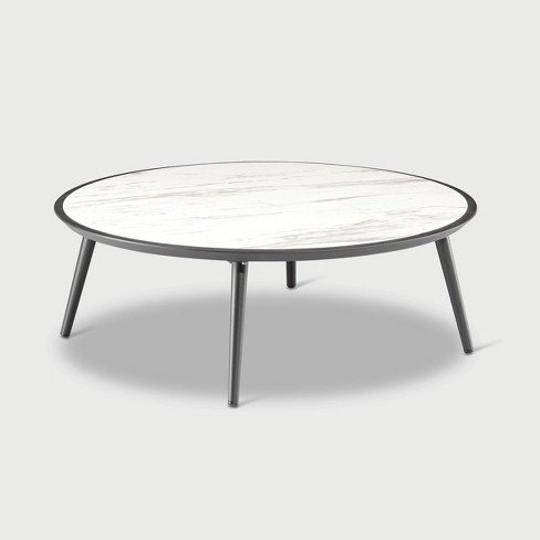 Nette Coffee Table Carbon - Oxford Garden - image 1 of 4
