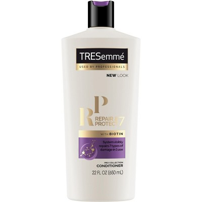 Shampoo & Conditioner: TRESemmé Repair & Protect