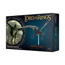 Warhammer Lord of the Rings: Winged Nazgul Miniature