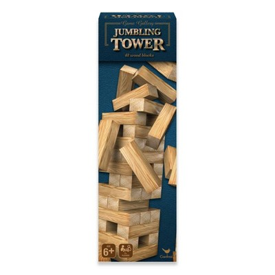 Game Gallery Jumbling Towers Board Game