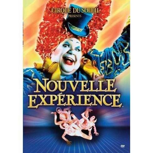 Cirque Du Soleil: Nouvelle Experience (DVD) - image 1 of 1