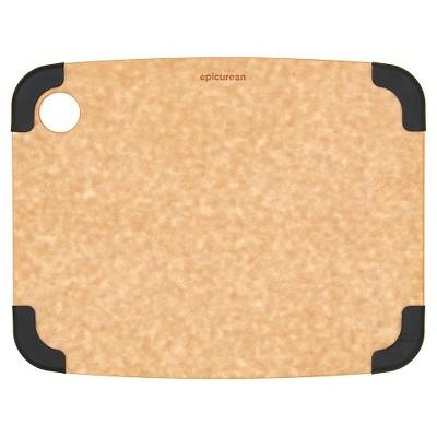 Epicurean 11.5x9 Non-Slip Cutting Board - Beige/Brown