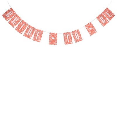 """""""Bride To Be"""" Party Banner"""