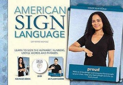 American Sign Language (Mixed media product) - image 1 of 1