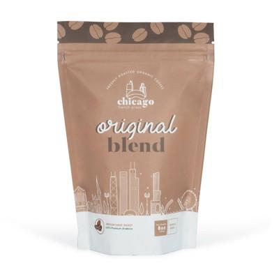Chicago French Press Original Blend Medium Roast Coffee - 8oz