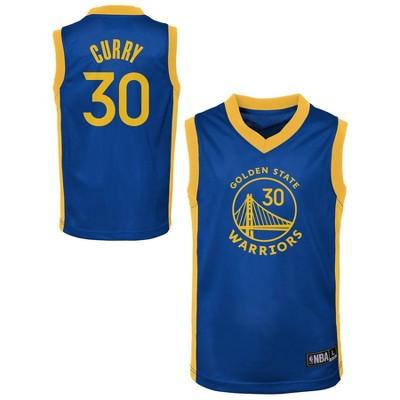 NBA Golden State Warriors Toddler Boys' Jersey